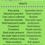 Good traits Phlegmatic