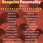 Sanguine Traits